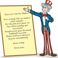 165629341 Uncle Sam Note Pad overpayment notice